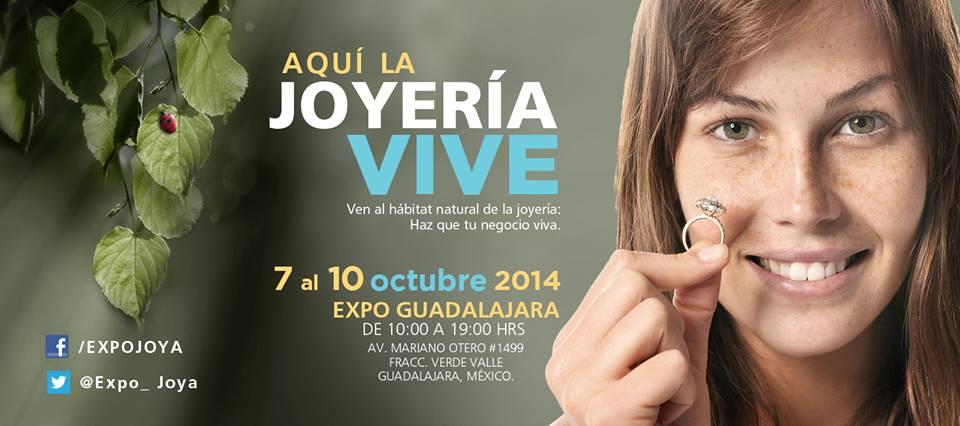 f00b27d12a79 Invitan a Expo Joya en Guadalajara